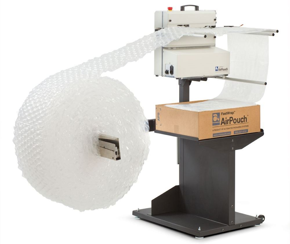 AirPouch FastWrap winder