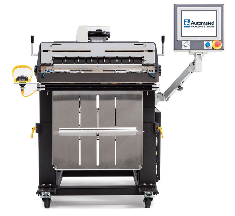 Autobag 850S Verpackungsmaschine Front