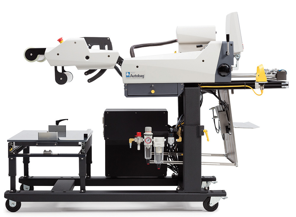 Autobag 850S Verpackungsmaschine right